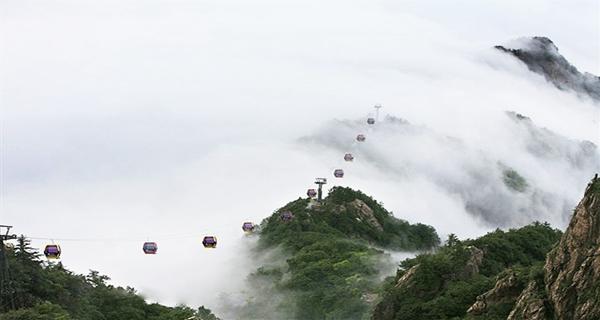 老君山 追梦谷休闲两日游_河南省中国青年旅行社-河南